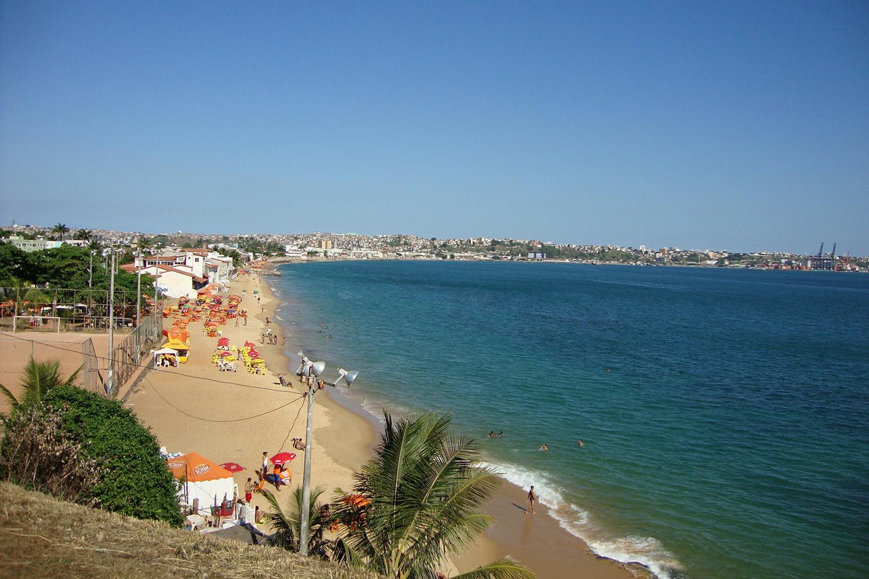 05 Salvador de Bahia playa