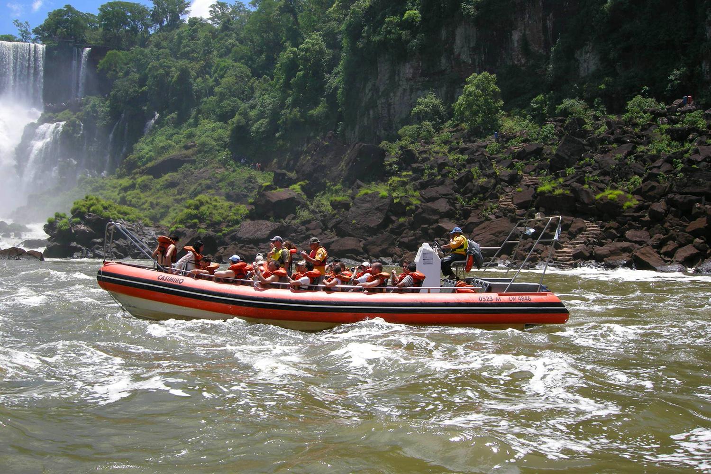 4 Iguazu Lado Argentino y Brasilero