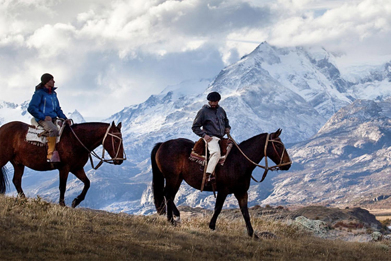 Horse back riding Calafate