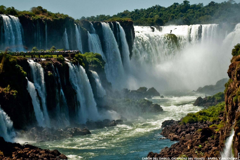 Iguazú Argentina 3 - Circuito Inferior