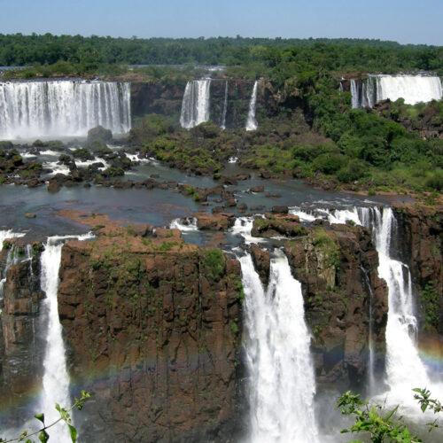 Iguazu Lado Argentino y Brasilero 160 copy