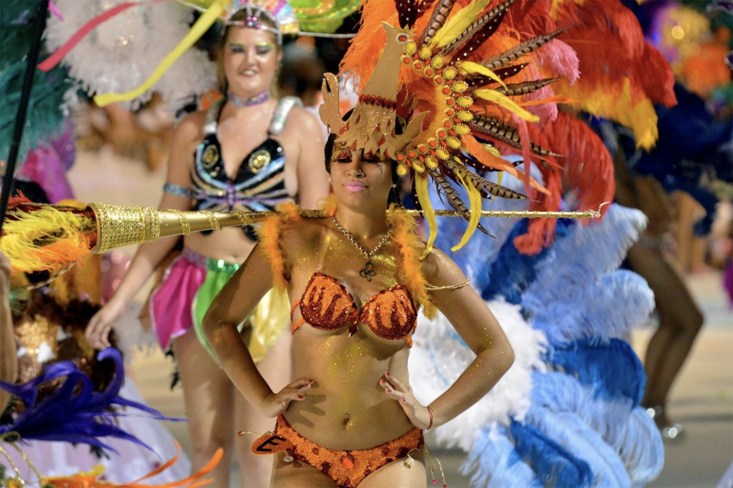 Where to go in February: Carnival in Montevideo