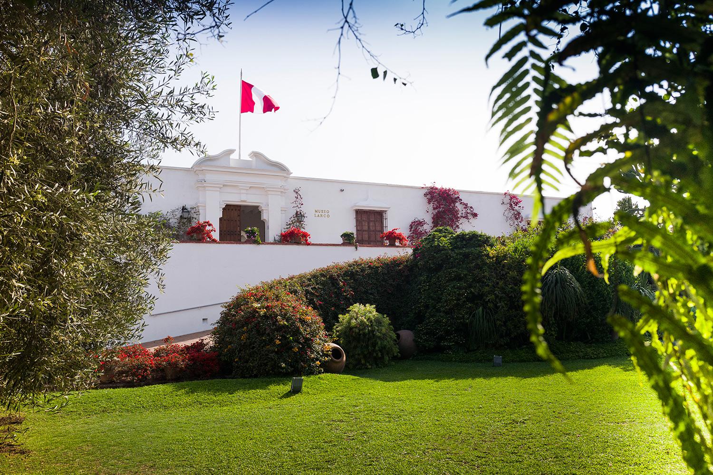 Museo-Larco,-Lima-Peru